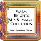 Warm Brights Mix and Match Collection
