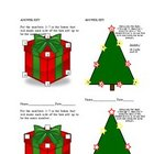 Warm ups Christmas Math Deductive Reasoning