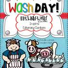 Wash Day (15 Mrs. Wishy Washy Inspired Literacy Centers)