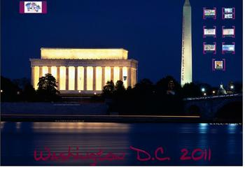 Washington D.C. Prezi Sample