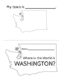 Washington State History  {Lesson 1 Where in the World is