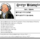 Washington and Lincoln Fact and Opinion