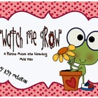 Watch Me Grow - A Plant Math and Literacy Mini Unit