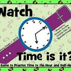 Watch Time Is It?