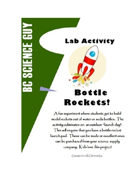Water Bottle Rockets