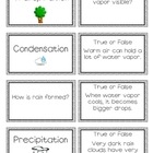 Water Cycle Flashcards