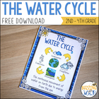 Water Cycle Freebie Pack!