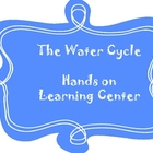 Water Cycle Learning Center Fun