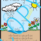 Water Cycle Poster, Song, Activity and assessment