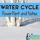 Water Cycle PowerPoint and Differentiated Notes