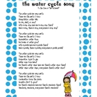 Water Cycle Song (tune of Old McDonald)