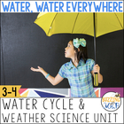 Water, Water Everywhere! Water Cycle &amp; Weather Pack