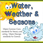 Water, Weather and Seasons Unit