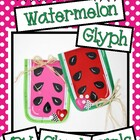Watermelon Glyph with Writing Options