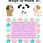Ways to Make Ten K.OA.4