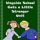 Wayside School Gets a Little Stranger Book Unit