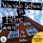Wayside School is Falling Down Novel Unit CD ~ Common Core