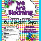 We Are Blooming {A Craftivity}