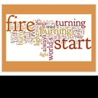 &quot;We Didn&#039;t Start the Fire&quot; Word Art &amp; Lesson Activity Ideas