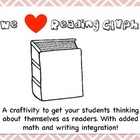 We Love Reading! A Reading Interest Glyph.