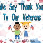 We Say Thank You to Veterans Shared Reading PowerPoint Kin
