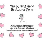 We love The Kissing Hand!
