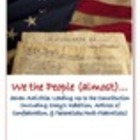 We the People (almost): 7 activities leading up to the Con