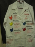 Wearteaching Reading Labcoat