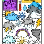 Weather {Creative Clips Digital Clipart}