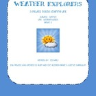 Weather Experts Webquest