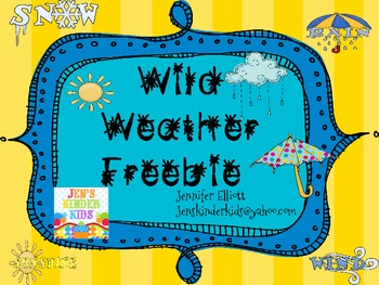 Weather Freebie!