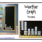 Weather Graph Printable