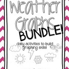 Weather Graphs [daily activity BUNDLE!]