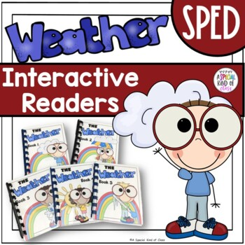 Weather Interactive Easy Readers