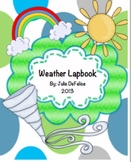 Weather Lapbook by Julie DeFelice