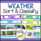 Weather Sort &amp; Classify