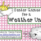 Weather Unit Center Pack