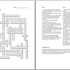 Weather Unit Crossword Puzzle