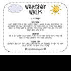 Weather Walk Game