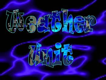Weather and Atmosphere Unit