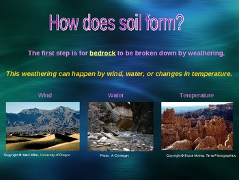 Weathering, Erosion, Deposition, Soil