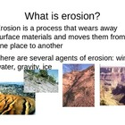 Weathering and Erosion - What it is... and What it looks like