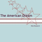 Web Research:  The American Dream