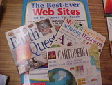 Web-Site Resource Book and set of 3 reference software cds