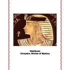 WebQuest Cleopatra, Woman of Mystery