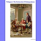 WebQuest: Declaration Of Independence Grades 4-7