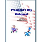 WebQuests -Meet Washington and Lincoln