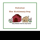 Webster the Dictionary Dog