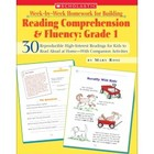 Week-by-Week Homework for Building Reading Comprehension G