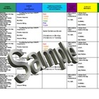 Weekly Lesson Plan Template...Made Simple!